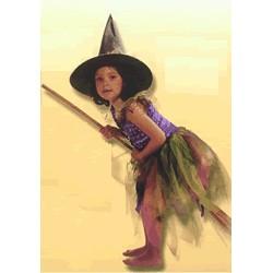 Disfraz Brujita Colorines con Gorro (11 a 14 años)