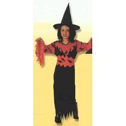 Disfraz Bruja Daniela con Sombrero  (7 a 10 años)