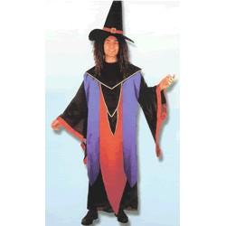 Disfraz Mago con Sombrero (Adulto)