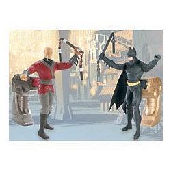 Figuras Total Control Batman Begins
