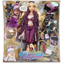 Barbie MyScene Estrellas de Hollywood