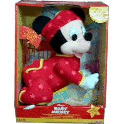 Mickey Primeros Gateos Musicales con Luz