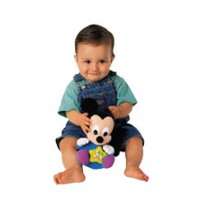 Bebé Mickey Balanceo Musical