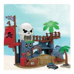 Pista del tesoro Pirata (Matchbox)