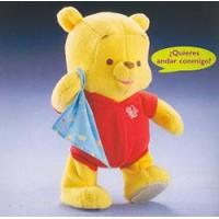 Bebé Pooh Mis Primeros Pasos