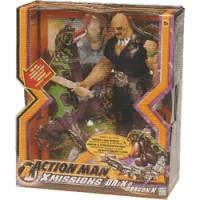 Action Man Doctor X & Dragon X