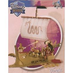 Disney Heroes Barco Griego de Hércules