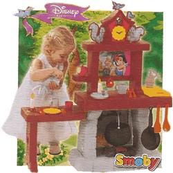 La cocina de Blancanieves