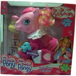 Baby Pony Mimitos
