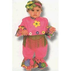 Disfraz Ye-yé Bebé