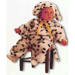Disfraz Dálmata Bebé