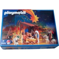 Pesebre de Playmobil