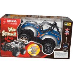 Radio Control Wild Stormer Jeep