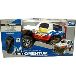 Radio Control Cross-Country Car Momentum