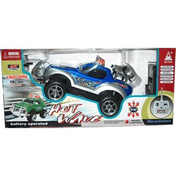 Radio Control Hot Wave