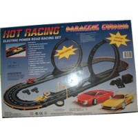 Circuito Hot Racing Parallel Looping