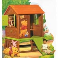 Casa del Bosque de Winnie the Pooh