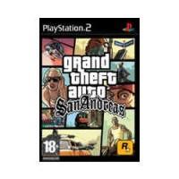Grand Theft Auto San Adreas Playstation 2