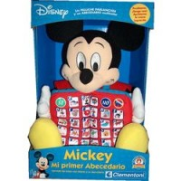 Mickey Mi Primer Abecedario