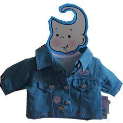Camiseta y Chaqueta Baby Born
