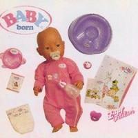 Baby Born Ojos Mágicos