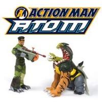 Action Man Hybridon Attack