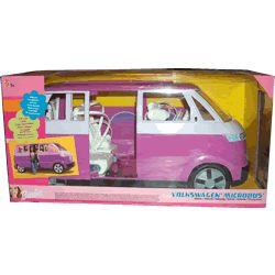 Barbie Volkswagen Microbus