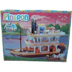 El crucero de Pinypon