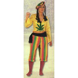 Disfraz Jamaicana Adulto