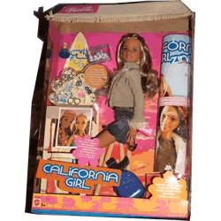 Barbie California Girl Pendientes de Moda