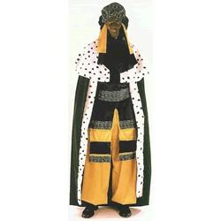 Disfraz Rey Baltasar (Adulto)