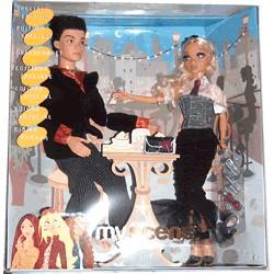MyScene Edición Especial Barbie y River