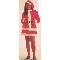 Disfraz Mamá Noel (Adulto)