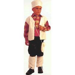 Disfraz Pastor (3 a 5 años)
