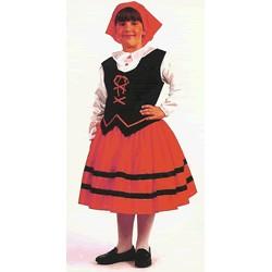 Disfraz Pastora (5 a 7 años)