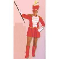 - Disfraz Majorette sin bastón (Adulto)