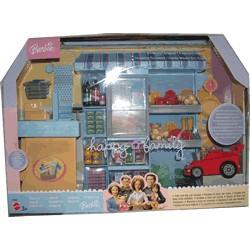Barbie Happy Family Supermercado