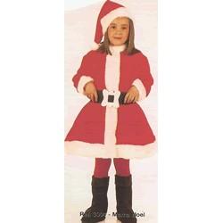 Disfraz Mamá Noel (3 a 5 años)