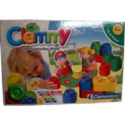 Clemmy Soft Construction World