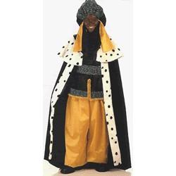 Disfraz Rey Baltasar (7 a 9 años)