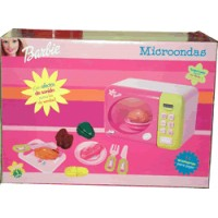 Barbie Microondas