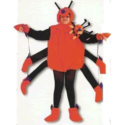 Disfraz Araña (7 a 9 años)