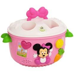 Cacerola, formas y colores de Baby Disney - diseño Minnie
