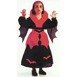 Disfraz Vampiresa (7 a 9 años)