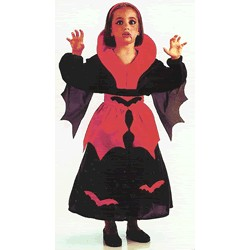 Disfraz Vampiresa (5 a 7 años)