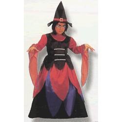 Disfraz Bruja Violeta (5 a 7 años)