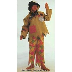 Disfraz Espantapájaros (1 a 3 años)