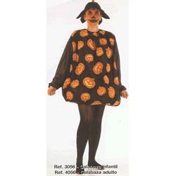 Disfraz Calabaza Infantil (9 a 11 años)