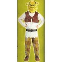 Disfraz Shrek (De 7 a 9 años)