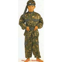 Disfraz Guerrillero (1 a 3 años)